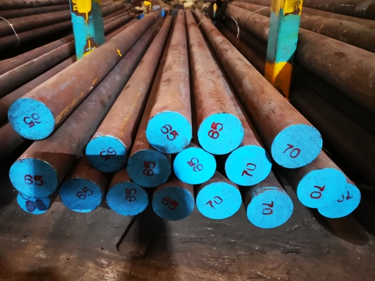 China Hot Rolled Round Steel of High Speed Steel/SKH2/1.3355/T1 for cutting tools distributeur